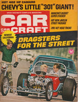 March 1968 Car Craft Magazine