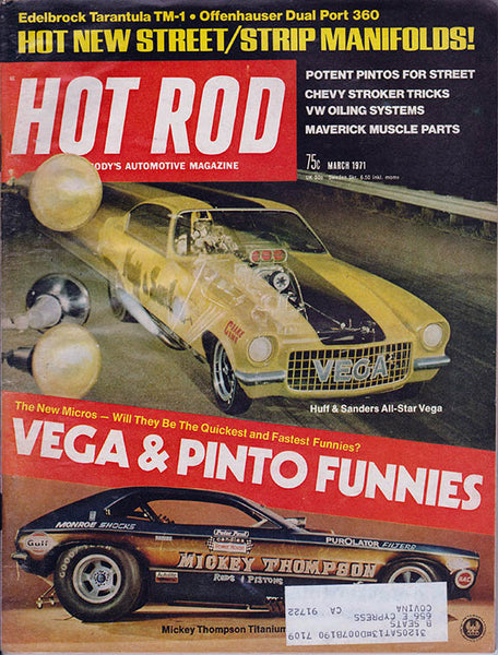 March 1971 Hot Rod Magazine - Nitroactive.net
