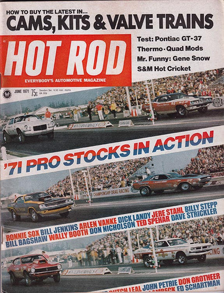 June 1971 Hot Rod Magazine - Nitroactive.net