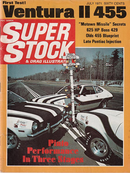 Super Stock & Drag Illustrated July 1971 - Nitroactive.net