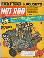 Hot Rod Magazine August 1971 - Nitroactive.net