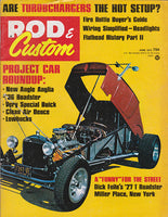 June 1973 Rod & Custom Magazine - Nitroactive.net