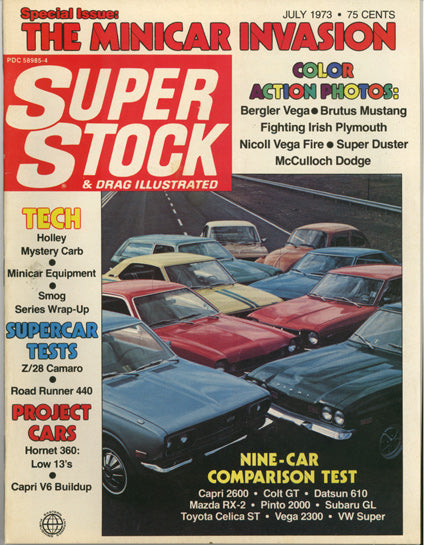 Super Stock & Drag Illustrated July 1973 - Nitroactive.net