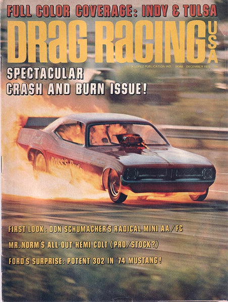 December 1973 Drag Racing USA - Nitroactive.net