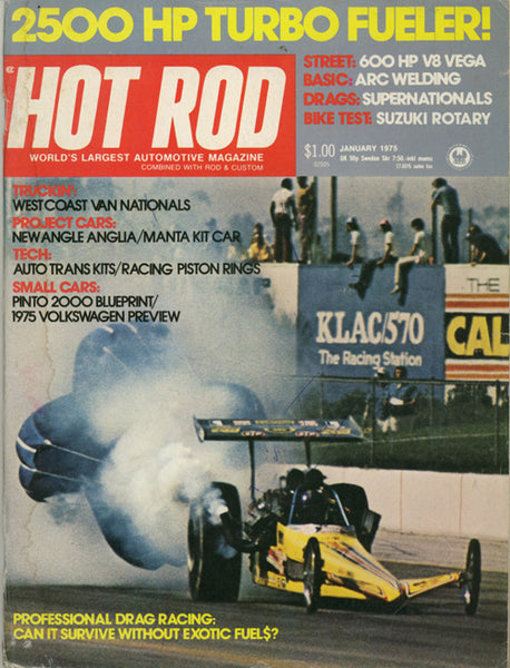 Hot Rod Magazine January 1975 - Nitroactive.net