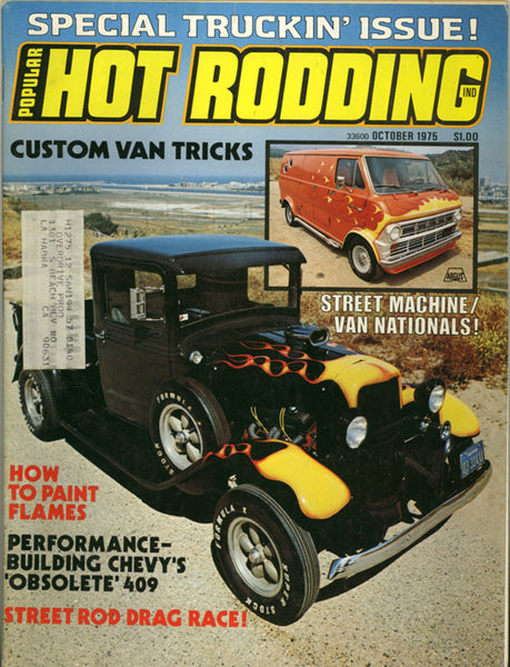 Popular Hot Rodding October 1975 - Nitroactive.net