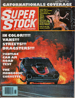 June 1977 Super Stock & Drag Illustrated Magazine