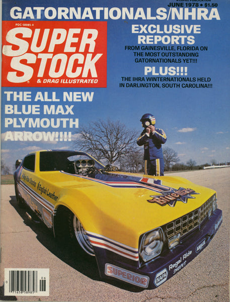 Super Stock & Drag Illustrated June 1978 - Nitroactive.net
