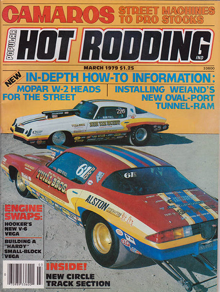 March 1979 Popular Hot Rodding Magazine - Nitroactive.net