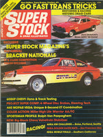 Super Stock & Drag Illustrated February 1984 - Nitroactive.net