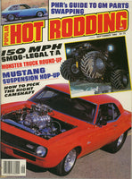 Popular Hot Rodding Magazine September 1984 - Nitroactive.net