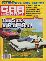 March 1986 Car Craft Magazine - Nitroactive.net