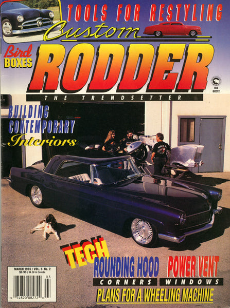 Custom Rodder March 1995