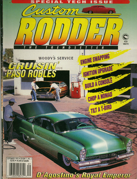 Custom Rodder September 1995