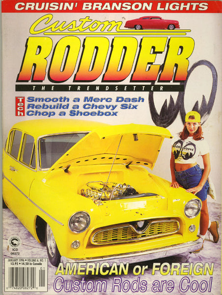 Custom Rodder January 1996