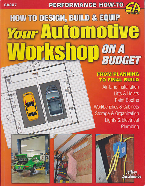 How to Design, Build & Equip Your Automotive Workshop on a Budget - Nitroactive.net