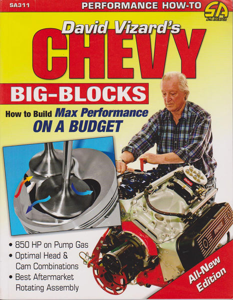David Vizard's Chevy Big-Blocks – How to Build Max Performance on a Budget - Nitroactive.net