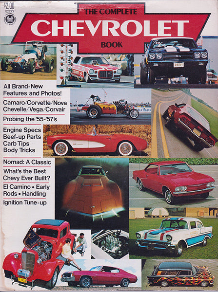 The Complete Chevy Book 1972 - Nitroactive.net