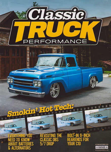 October/November 2020 Classic Truck Performance Magazine