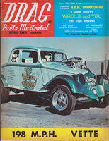 June 1967 Drag Parts Illustrated Magazine