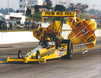 Eddie Hill Pennzoil Top Fuel Dragster 8 x 10 Color Photo