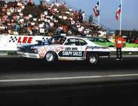 Larry Huff Soapy Sales Dodge Dart Pro Stock 8x10 Color Photo