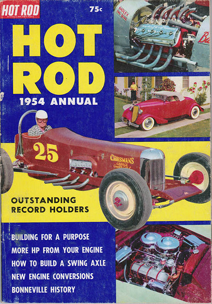 1954 Hot Rod Annual - Nitroactive.net