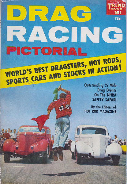 1957 Hot Rod Magazine Drag Racing Pictorial - Nitroactive.net