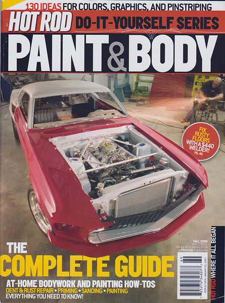 Hot Rod Paint and Body Special Issue 2006 - Nitroactive.net