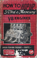 How to Hop Up Ford & Mercury V8 Engines 1951