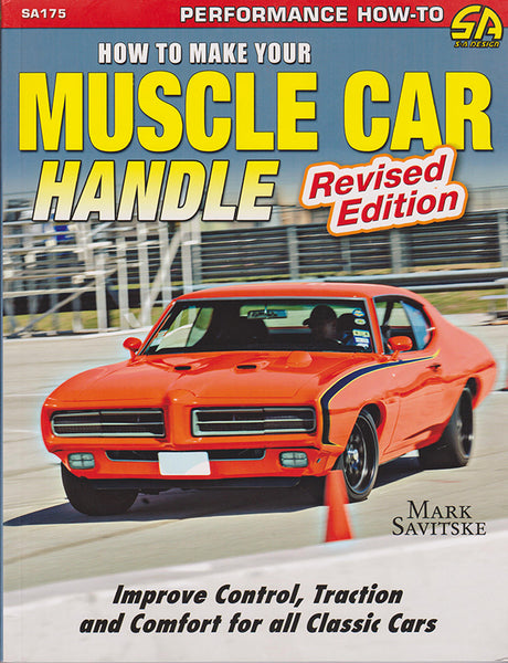 How To Make Your Muscle Car Handle – Revised Edition - Nitroactive.net