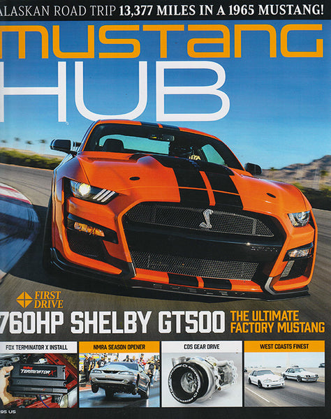Mustang Hub Summer 2020 Volume 1 Issue 1 - Premier Issue