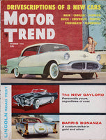 December 1955 Motor Trend Magazine - Nitroactive.net