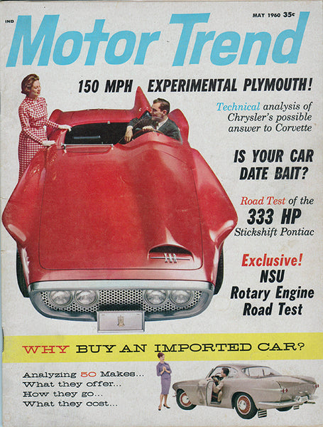 May 1960 Motor Trend Magazine - Nitroactive.net