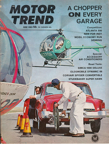 June 1963 Motor Trend Magazine - Nitroactive.net