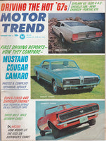 October 1966 Motor Trend Magazine - Nitroactive.net