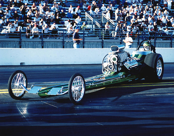 Beebe & Mulligan Top Fuel Dragster Tribute Car 8x10 Color Photo