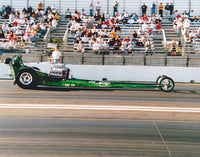 Jade Grenade Tribute Top Fuel Dragster at Pomona