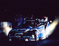 Tommy Johnson Jr. Skoal Blue Funny Car Color 8x10 Photo