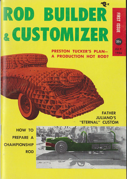 July 1956 Rod Builder & Customizer - Nitroactive.net