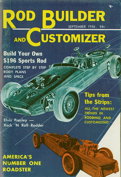 September 1956 Rod Builder & Customizer - Nitroactive.net