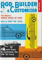 December 1956 Rod Builder & Customizer - Nitroactive.net