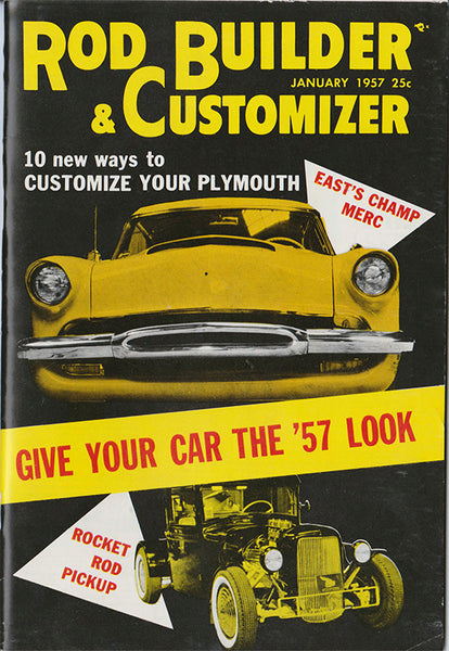January 1957 Rod Builder & Customizer - Nitroactive.net