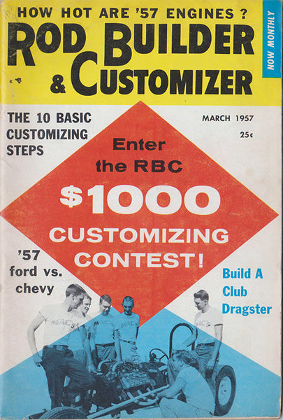March 1957 Rod Builder & Customizer - Nitroactive.net