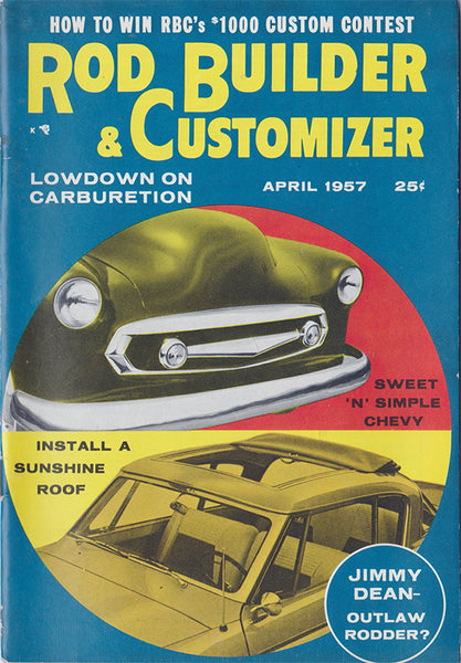 April 1957 Rod Builder & Customizer - Nitroactive.net