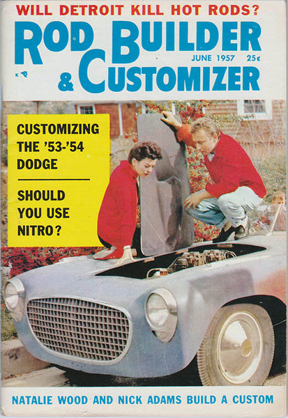 June 1957 Rod Builder & Customizer - Nitroactive.net