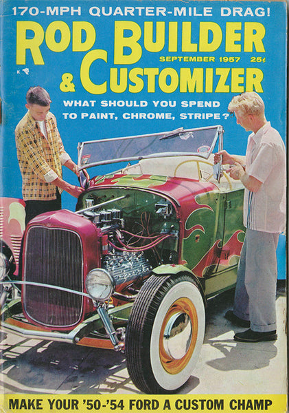 September 1957 Rod Builder & Customizer - Nitroactive.net
