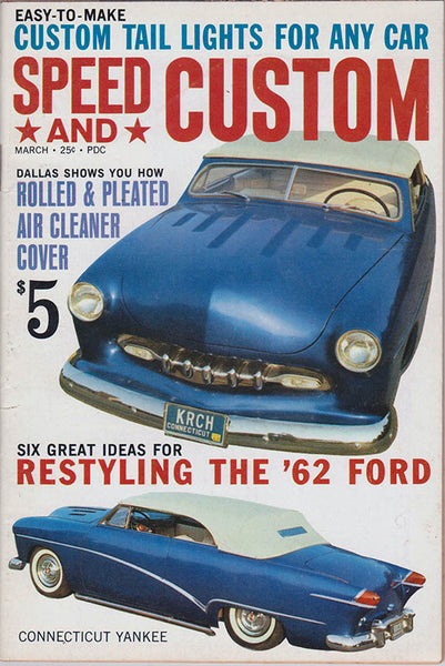 March 1962 Speed and Custom Magazine - Nitroactive.net