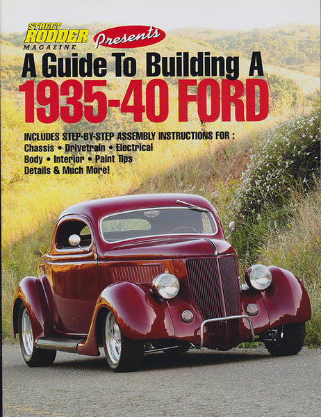 A Guide to Building a 1935-1940 Ford Book