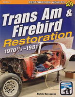 Trans Am & Firebird Restoration 1970-1981 - Nitroactive.net